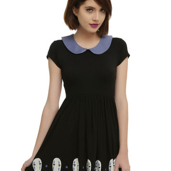 Studio Ghibli Spirited Away No-Face Dress