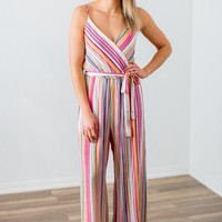 By My Side Jumpsuit