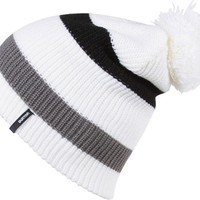 Burton What's Your 9er? Beanie - stout white - Men's Clothing > Hats & Beanies > Beanies