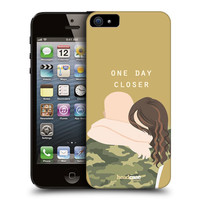 HEAD CASE DESIGNS PROUD ARMY WIVES SNAP-ON BACK CASE COVER FOR APPLE iPHONE 5 5S
