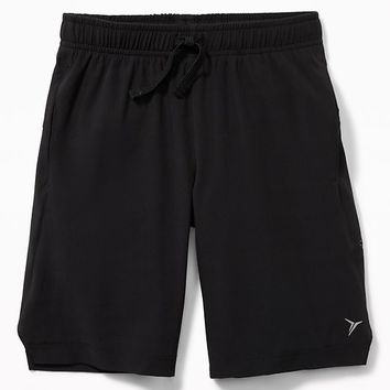 Relaxed Quick-Drying Performance Shorts for Boys|old-navy