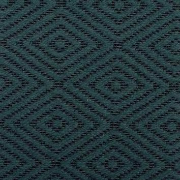 B. Berger Fabric 1264-63 Peacock Diamond