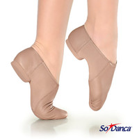 So Danca Split Sole Stretch Low Jazz Boot