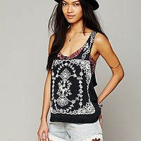 Free People  Clothing Boutique > FP X Flower Garland Tank