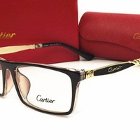 Cartier Women Fashion Popular Shades Eyeglasses Glasses Sunglasses [2974244540]