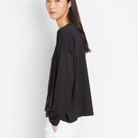 Relaxed Long Sleeve Tee