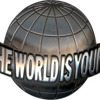 ROCKWORLDEAST - Scarface, Belt Buckle, World Is Yours