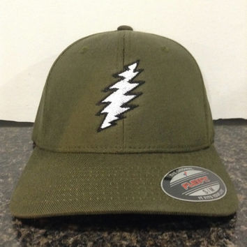 Grateful Dead Lightning Bolt Hat