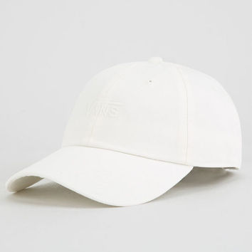VANS Court Side Marshmellow Womens Dad Hat