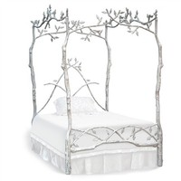 Forest Dreams Canopy Bed