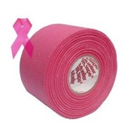 Pink Athletic Tape for Breast Cancer Awareness