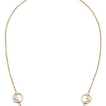 Fendi Logo Necklace | Nordstrom