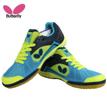 Original BUTTERFLY LEZOLINE-2 Timo boll Table Tennis Shoes for men and women  Indoor Shoes Sport