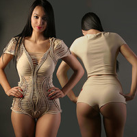 Holiday Sale - Braided cotton body