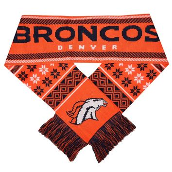 Denver Broncos Scarf - Lodge