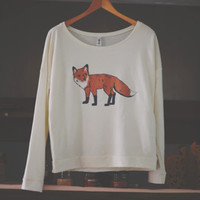 Fantastic Fox Sweater