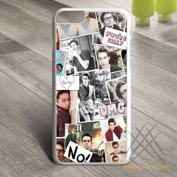 Dylan O_brien Photo Collage   Cover Custom case for iPhone, iPod and iPad