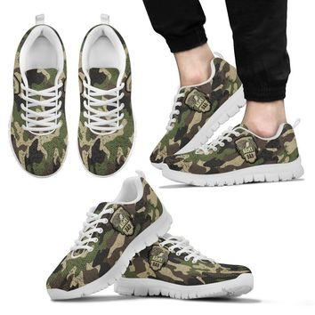 Army Dad Running Shoes
