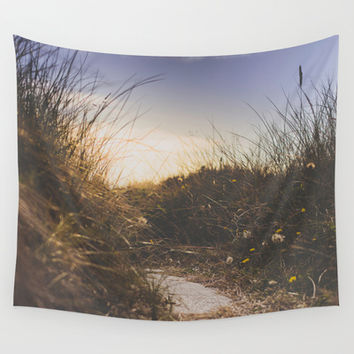 You make me smile Wall Tapestry by HappyMelvin