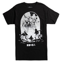 Attack On Titan Colossal Titan Attack T-Shirt