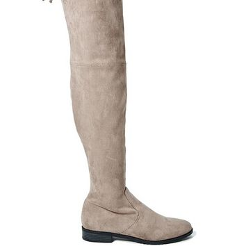 Simplee Over-The-Knee Boots at Guess