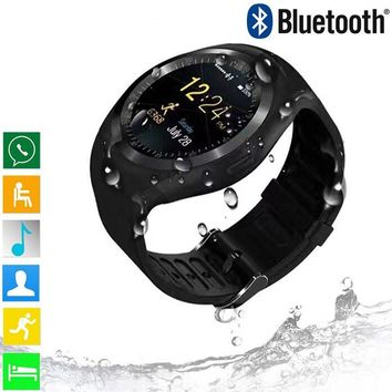 SmartWatch Device With Sim Card Bluetooth Compatible