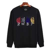 Pokemon Symbol RWBY Sweater sweatshirt unisex adults size S-2XL