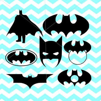 Batman svg - Batman vector - Batman clipart - Batman digital clip art - Digital files download svg, png,dxf