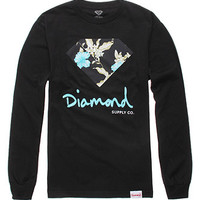 Diamond Supply Co Chill Floral Long Sleeve Tee at PacSun.com