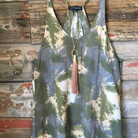 Nature Walk Tunic Dress