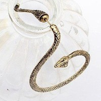 1PCS new arrival Unique Punk Style Snake Cute Stud Earrings Animal theme