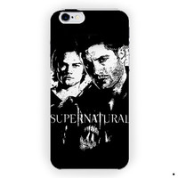 Supernatural The Winchester Trailer  M For iPhone 6 / 6 Plus Case