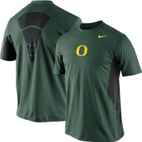 Nike Men's Oregon Ducks Green Hypercool Speed Performance T-Shirt - Dick's Sporting Goods