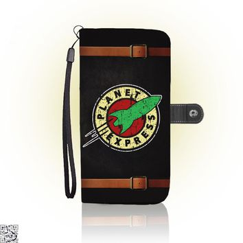 Planet Express 2, The Simpsons Wallet Case