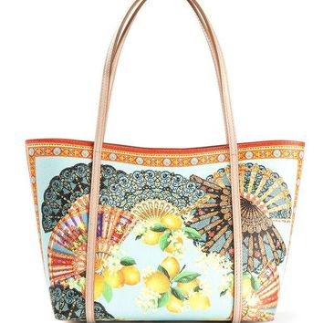 DCCKIN3 Dolce & Gabbana 'Escape' shopper tote