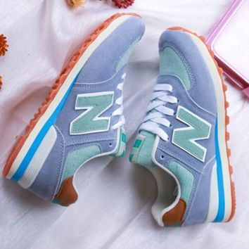 New Balance Trending Women Comfortable Casual Sports Running Shoes Sneakers I