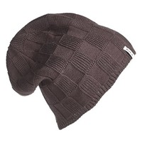 Junior Women's RVCA 'Checked Out' Beanie