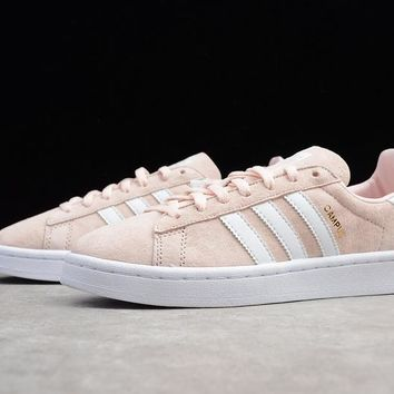 "ADIDAS Campus Beams ""PINK&WHITE"" SNEAKER BY9845"