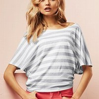 High-Low Dolman Tee - Dream Tees - Victoria's Secret
