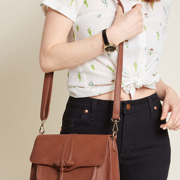 Give Them Something to Toggle 'Bout Bag in Brown