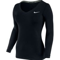 Nike Women's Pro Core Long Sleeve Shirt | DICK'S Sporting Goods