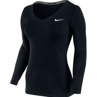 Nike Women's Pro Core Long Sleeve Shirt - Dick's Sporting Goods