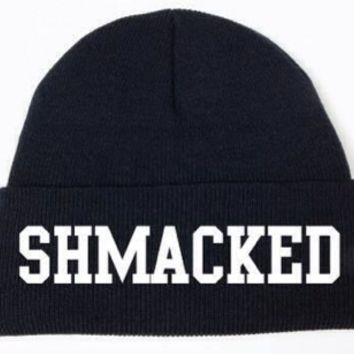 I'm Shmacked Beanie | I'm Shmacked Shop