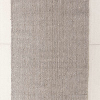 Chunky Fringe Woven Jute Rug | Urban Outfitters
