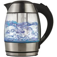 Brentwood Borosilicate Glass Tea Kettle With Tea Infuser