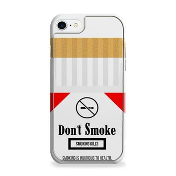 Cigarette Packet iPhone 7 | iPhone 7 Plus Case