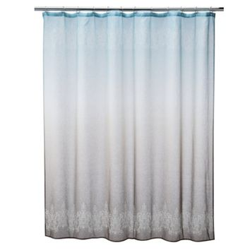 Medallion Shower Curtain - 70x71""