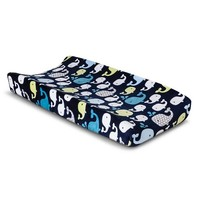 Circo® Whales n' Waves Changing Pad Cover