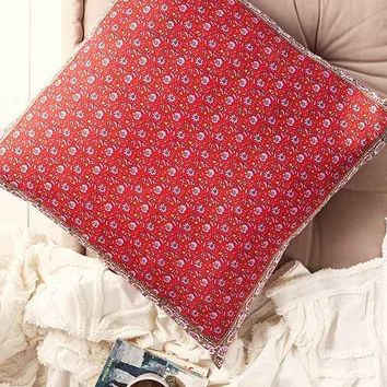 Plum & Bow Mina Floral Oversized Pillow