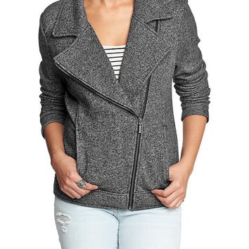 Old Navy Womens Terry Fleece Jackets
